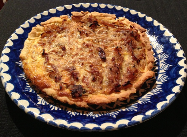 Savory Onion Tart